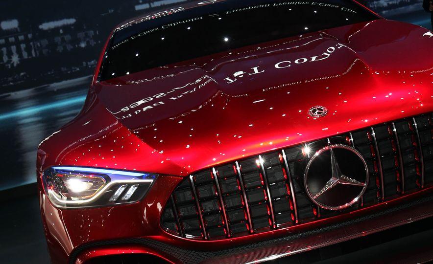 Mercedes-AMG GT concept - Slide 14