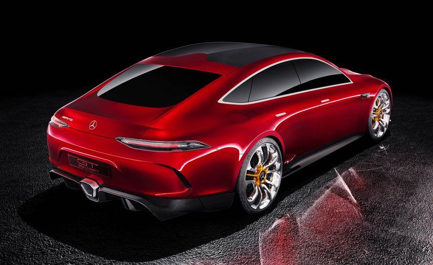Mercedes-AMG GT concept - Slide 28
