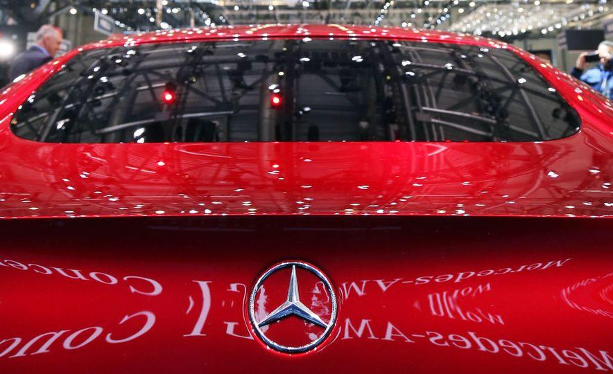 Mercedes-AMG GT concept - Slide 16
