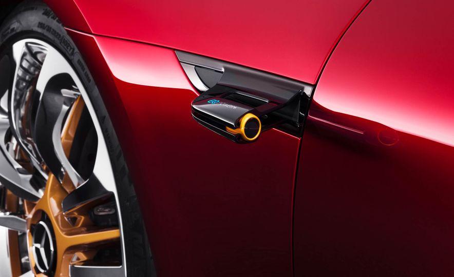 Mercedes-AMG GT concept - Slide 32