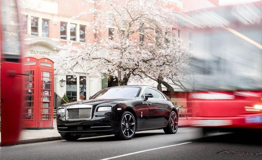 Rolls-Royce Wraith Inspired by British Music - Slide 2