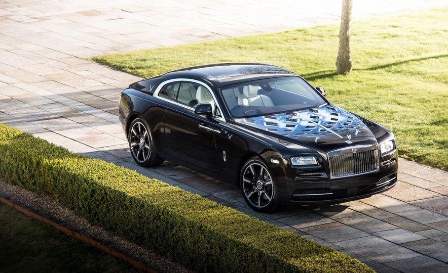 Rolls-Royce Wraith Inspired by British Music - Slide 3