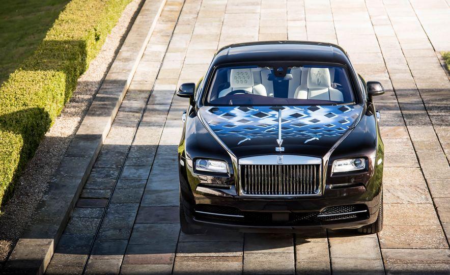 Rolls-Royce Wraith Inspired by British Music - Slide 4