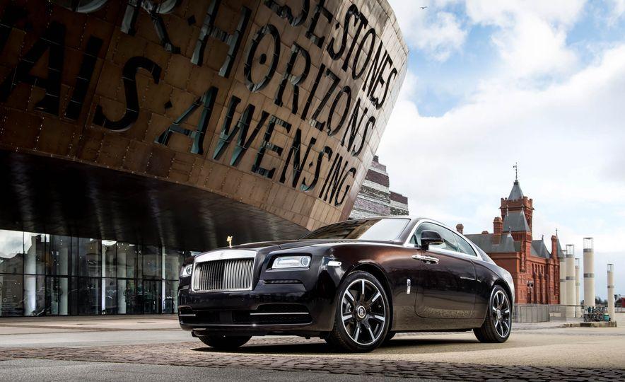 Rolls-Royce Wraith Inspired by British Music - Slide 5