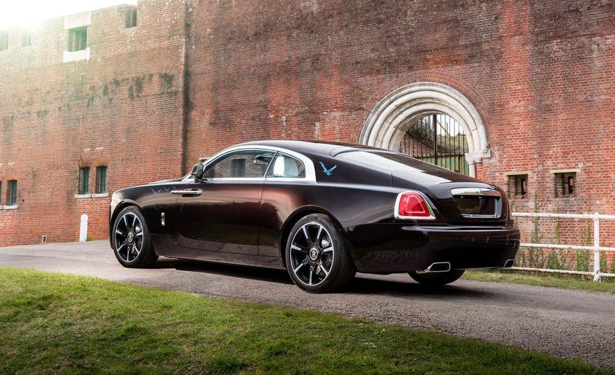 Rolls-Royce Wraith Inspired by British Music - Slide 6