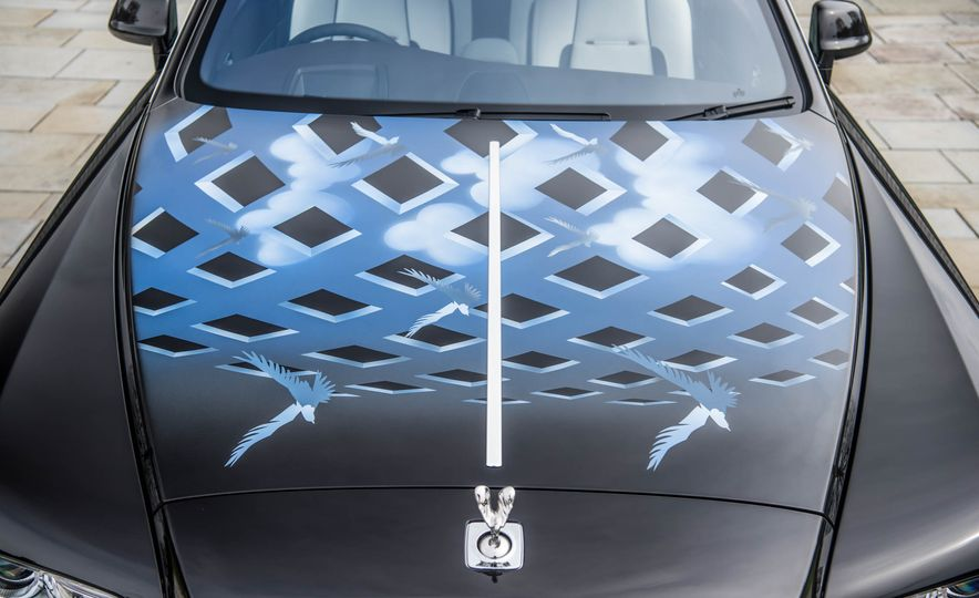 Rolls-Royce Wraith Inspired by British Music - Slide 8