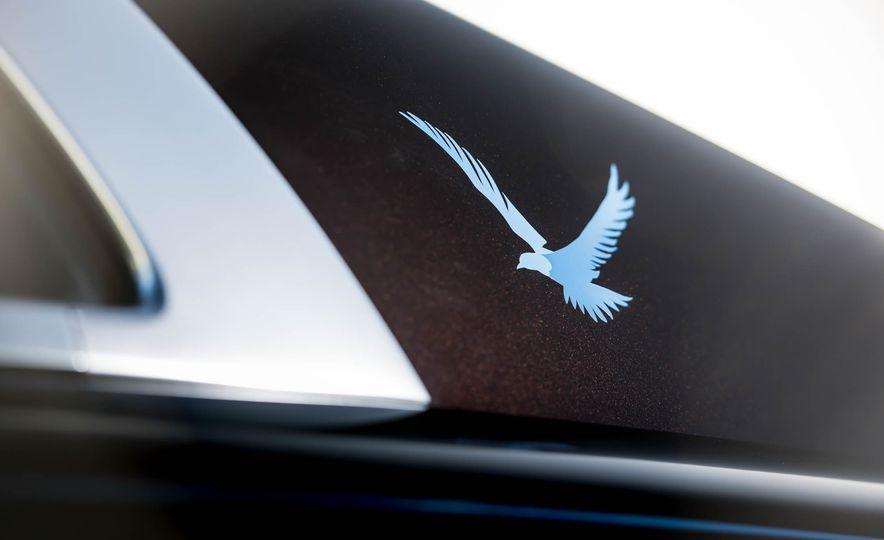 Rolls-Royce Wraith Inspired by British Music - Slide 9