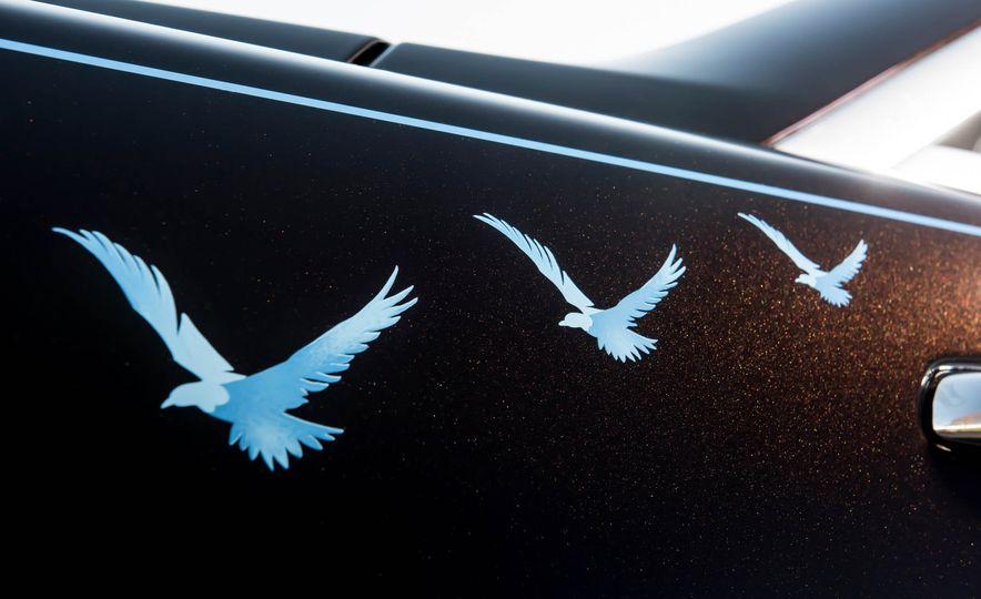 Rolls-Royce Wraith Inspired by British Music - Slide 10