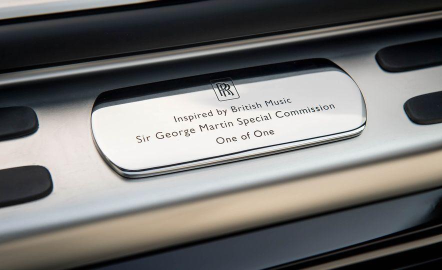 Rolls-Royce Wraith Inspired by British Music - Slide 12