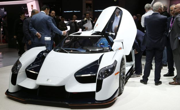 SCG's Roadgoing 003S Hypercar Has 800 HP and an Incredible Nürburgring Goal