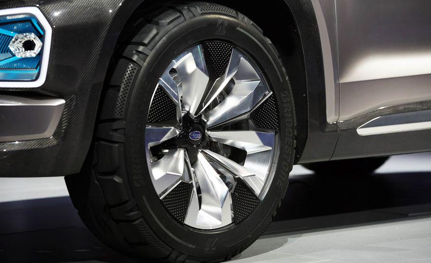 Subaru VIZIV-7 SUV concept - Slide 10