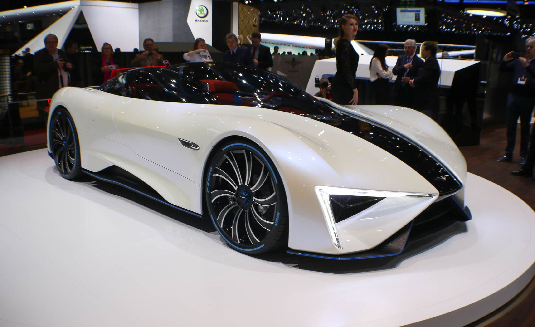 Techrules Ren Supercar Looks Ready For Intergalactic Travel News