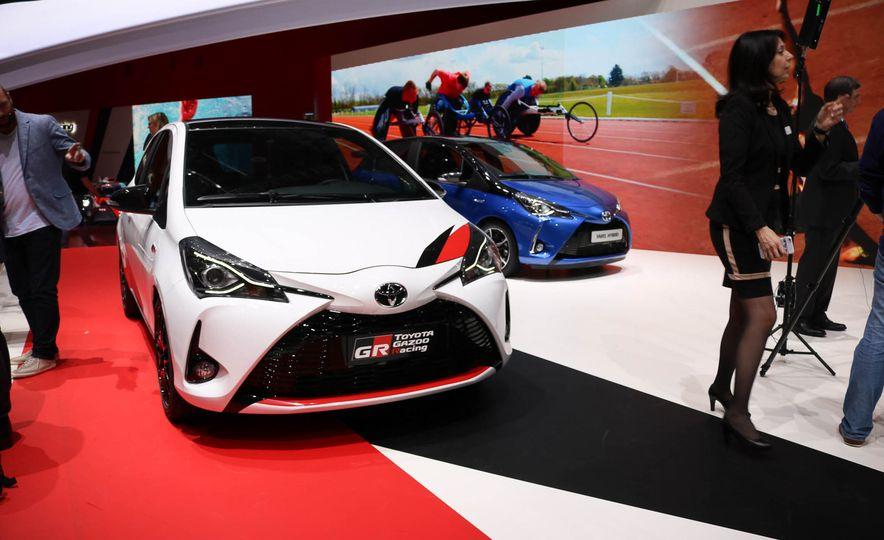 Toyota Yaris GRMN - Slide 1