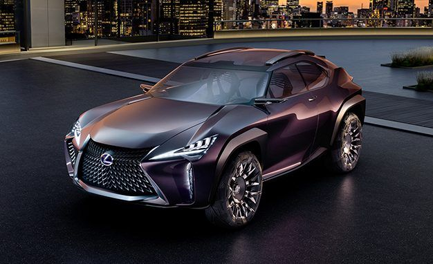 New Lexus Suv >> Lexus Ux Small Suv Confirmed For Production News Car And Driver