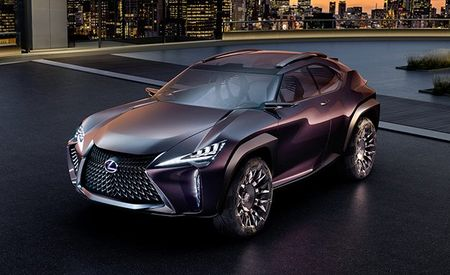 In an Unsurprising Move, Lexus Confirms Eensy UX Crossover for Production