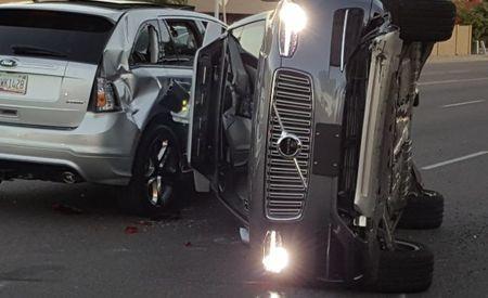 "Uber Safety Driver: ""No Time To React"" before Autonomous Crash"