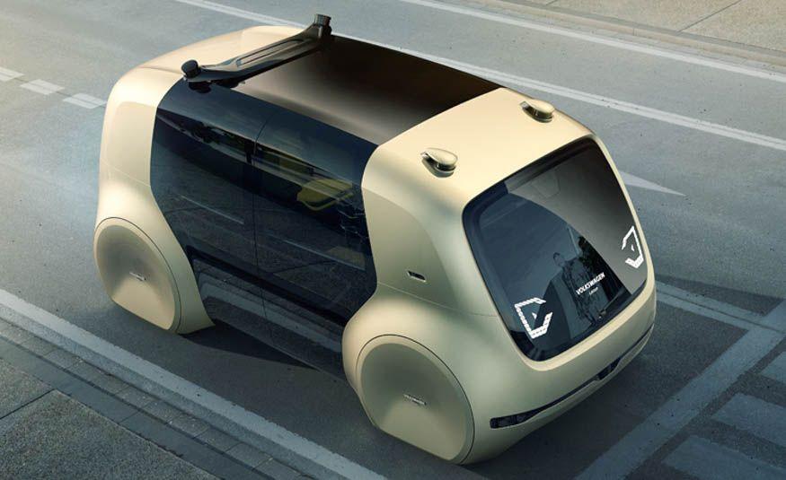 Volkswagen Sedric concept - Slide 1