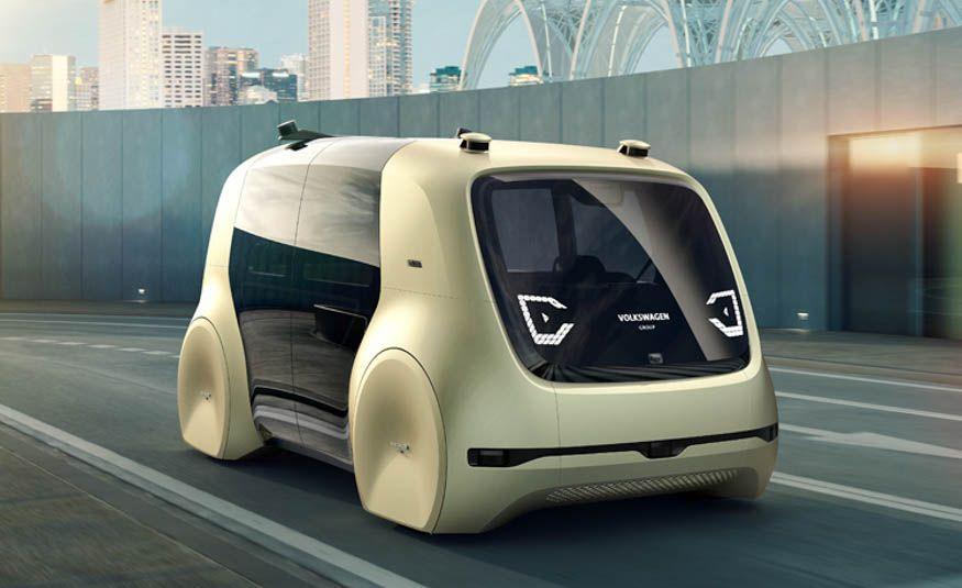 Volkswagen Sedric concept - Slide 2