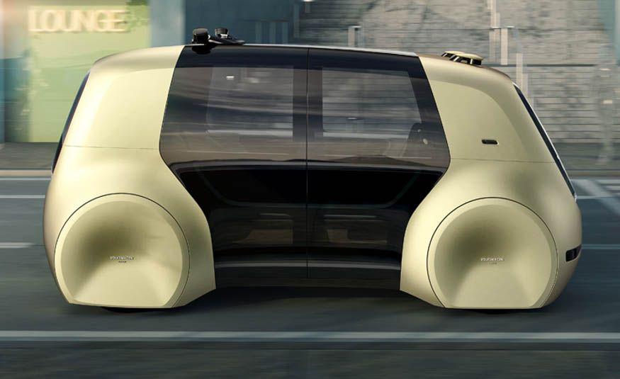 Volkswagen Sedric concept - Slide 3