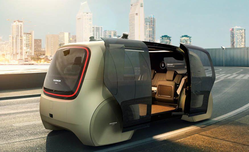 Volkswagen Sedric concept - Slide 4
