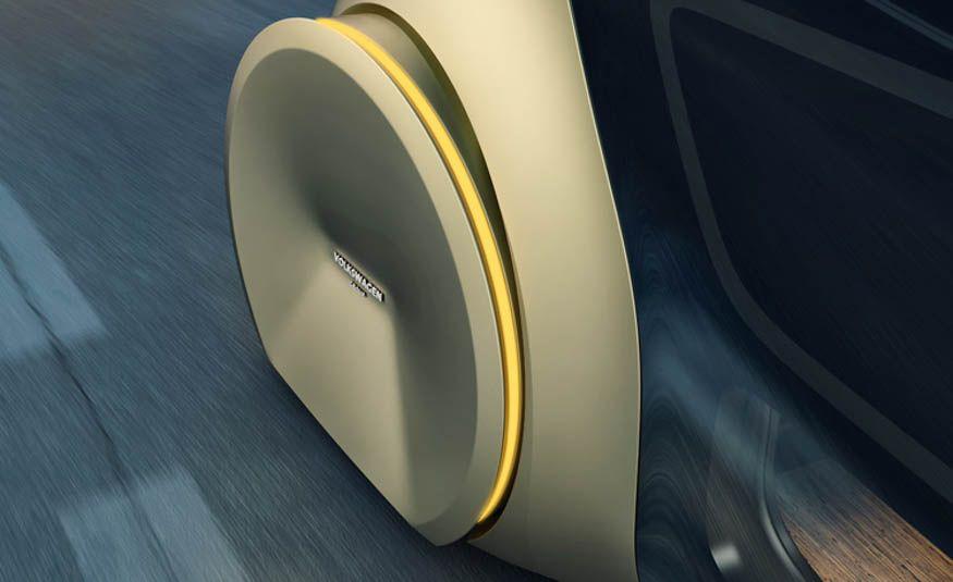 Volkswagen Sedric concept - Slide 5