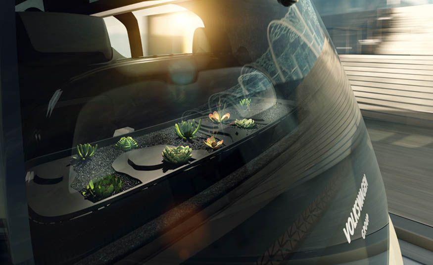Volkswagen Sedric concept - Slide 6