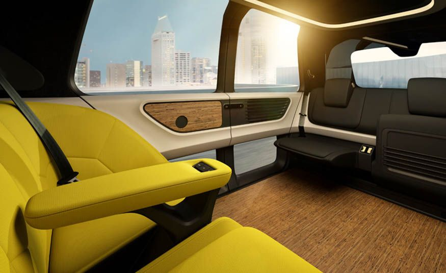Volkswagen Sedric concept - Slide 7