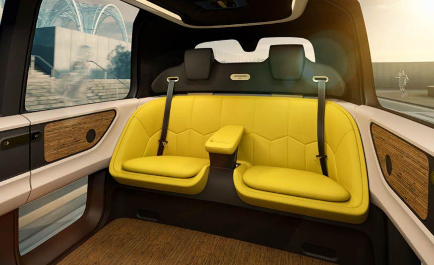 Volkswagen Sedric concept - Slide 8