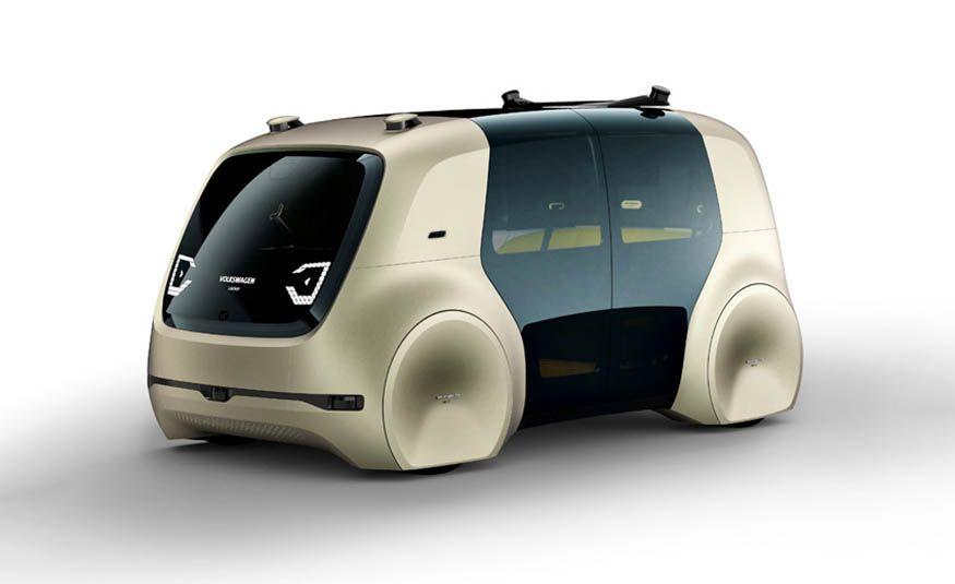 Volkswagen Sedric concept - Slide 9