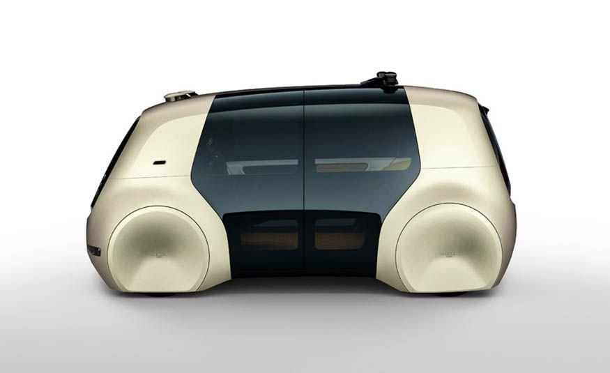 Volkswagen Sedric concept - Slide 10