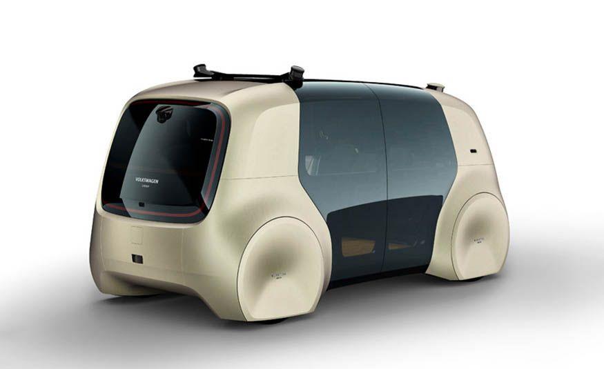 Volkswagen Sedric concept - Slide 11