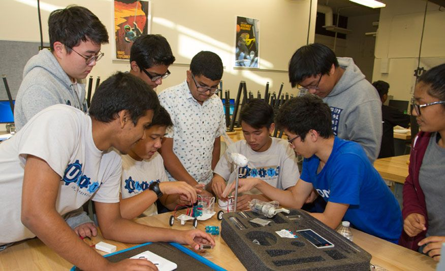 Why High-Schoolers Are Building Remote-Controlled Fuel-Cell Race Cars - Slide 3