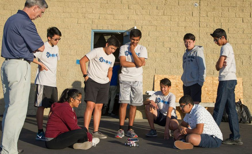Why High-Schoolers Are Building Remote-Controlled Fuel-Cell Race Cars - Slide 6