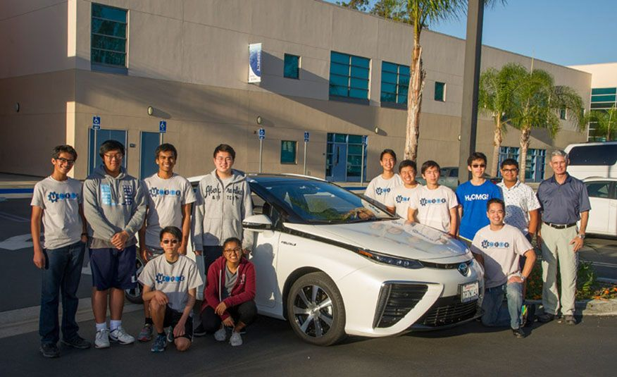 Why High-Schoolers Are Building Remote-Controlled Fuel-Cell Race Cars - Slide 9
