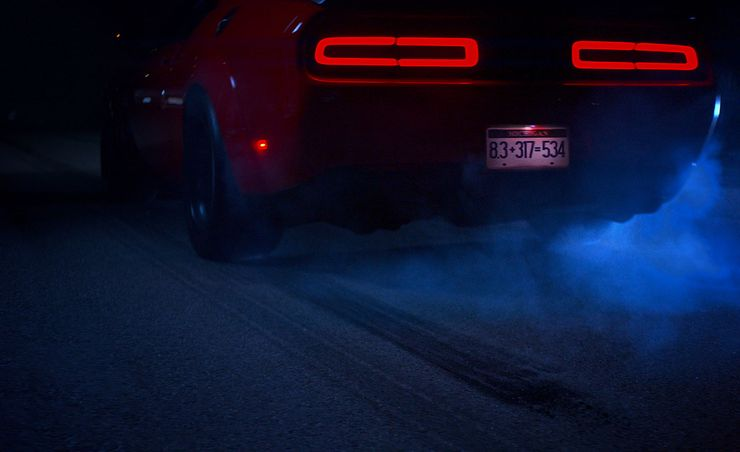 Dodge's Demon Drag Monster Can Unleash Its Tower of Power with the Flick of a Finger [Video]