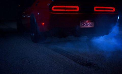 2018 Dodge Challenger Srt Demon Has Transbrake For Quicker Launches