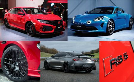 Swiss Movement: The Debuts That Matter from the 2017 Geneva Auto Show