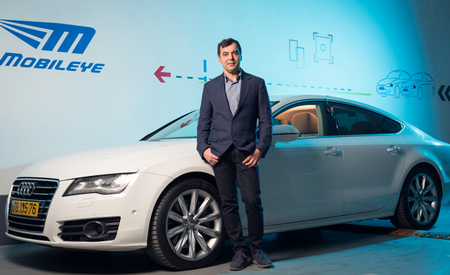 Intel's Blockbuster Mobileye Acquisition Reshapes Race to Self-Driving Cars