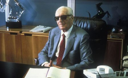 Italian Police Break Up Plot to Steal Enzo Ferrari's Body and Hold It for Ransom