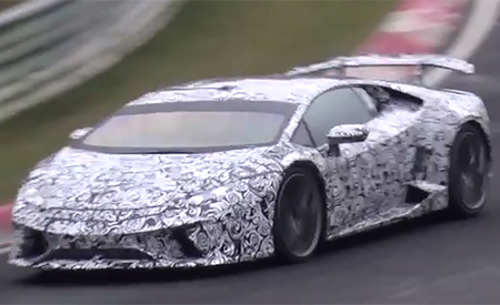 Watch the Lamborghini Huracan Performante Set the Fastest Ever Production-Car Lap of the Nurburgring [Video]