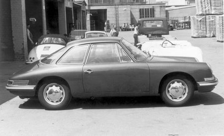 Butzi's Rough Draft: The Porsche T7 Concept Was the 911's Direct Forefather
