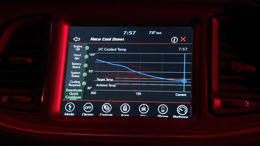 2018 Dodge Challenger Demon - Slide 3