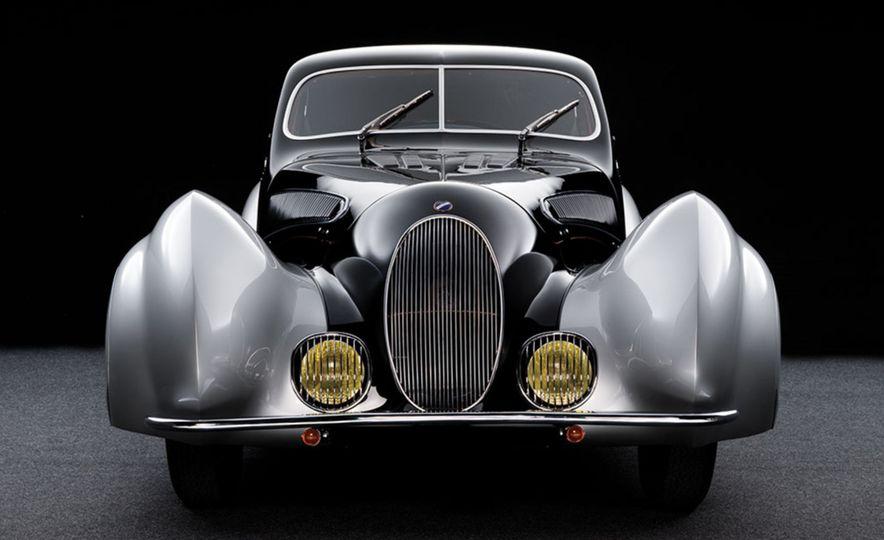 1937 Talbot-Lago T150-C SS - Slide 1