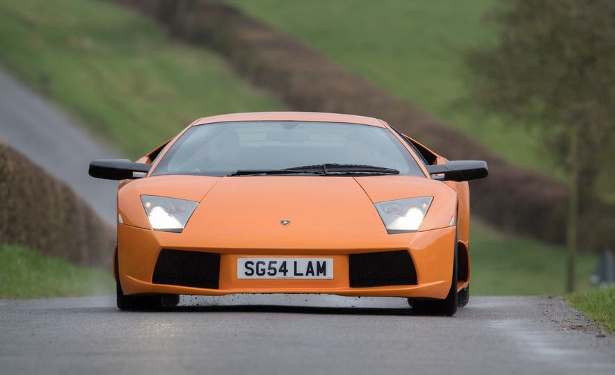 2004 Lamborghini Murcielago - Slide 4
