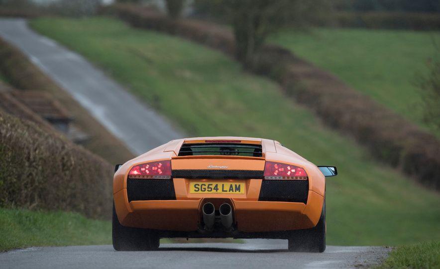 2004 Lamborghini Murcielago - Slide 9