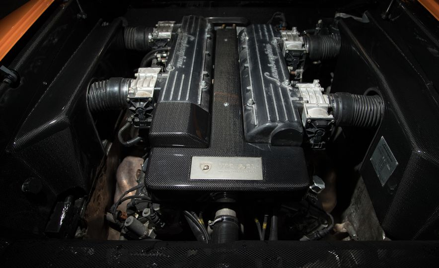 2004 Lamborghini Murcielago - Slide 24