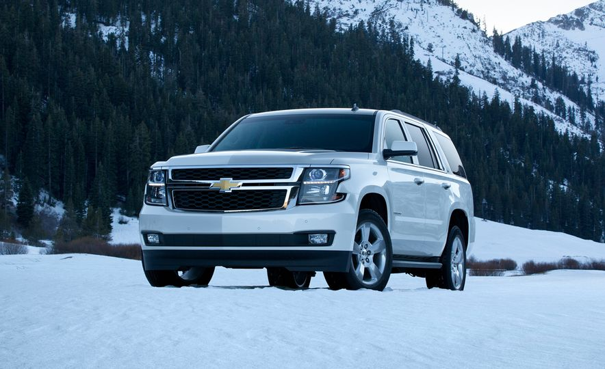 Eight Intriguing Truck and SUV Lease Deals of the Moment - Slide 4