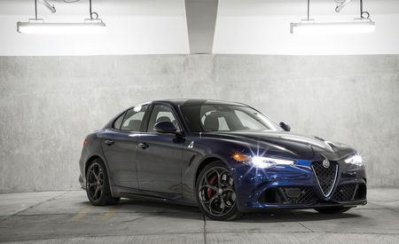 The 505-HP 2017 Alfa Romeo Giulia Quadrifoglio's Hotness, Visually Explained