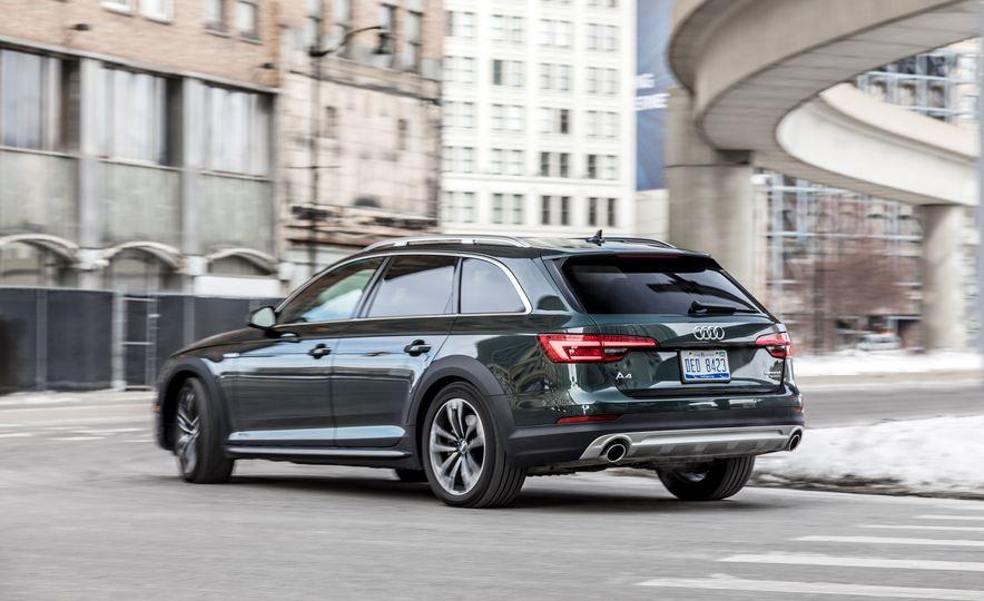 2017 Audi A4 Allroad - Slide 2