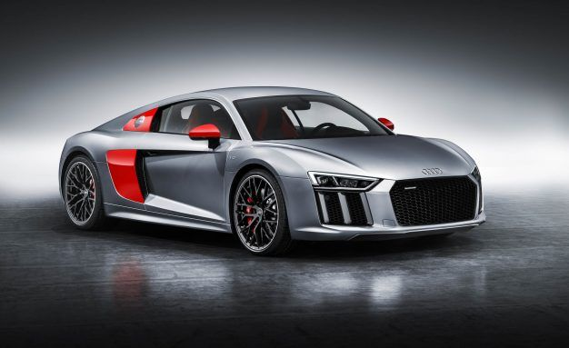 Audi R Reviews Audi R Price Photos And Specs Car And Driver - Audi r8 black